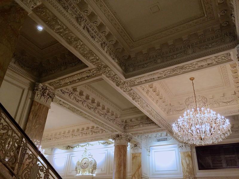 Bellevue-Stratford Hotel Philadelphia PA Retro Roadmap