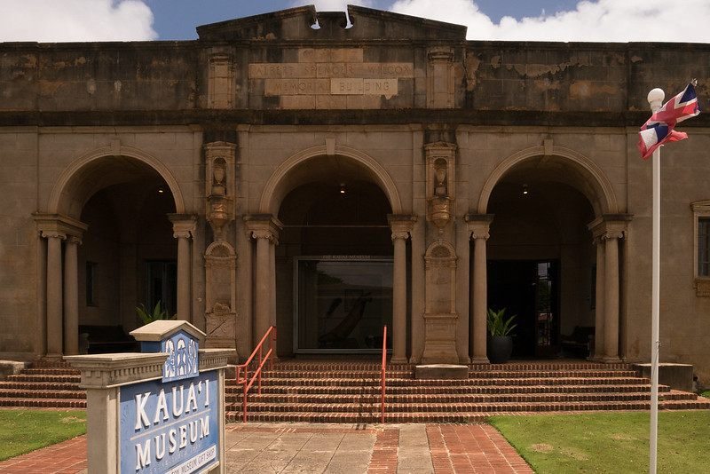 Kauai Museum - Lihue - Kauai - Hawaii