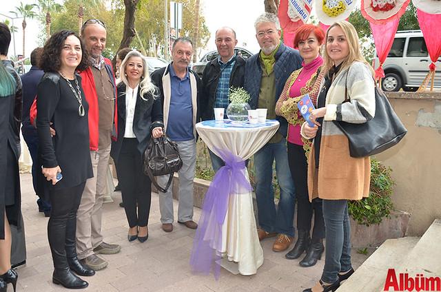 Selmin Coşkun, Çağatay Coşkun, Güzin Akçalıoğlu, Mustafa Akçalıoğlu, Bülent Kandemir, Ali Aral, Yelda Aral, Hamdiye Kandemir