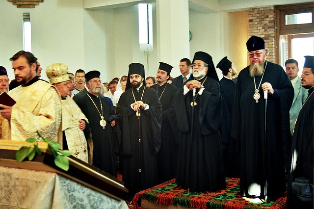 Wizyta patriarchy aleksandryjskiego Piotra VII
