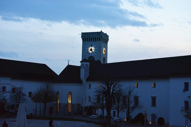 Ljubljana, Castle