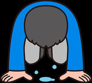 ★使用した_無償のベクターグラフィック- 泣く, 涙, 落ち込む, 悲しむ, 悲しい, ショック, 男性, 男_cry-1316458_640