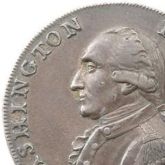 1791 Washingtin Cent ANS 0000.999.28515.obv full