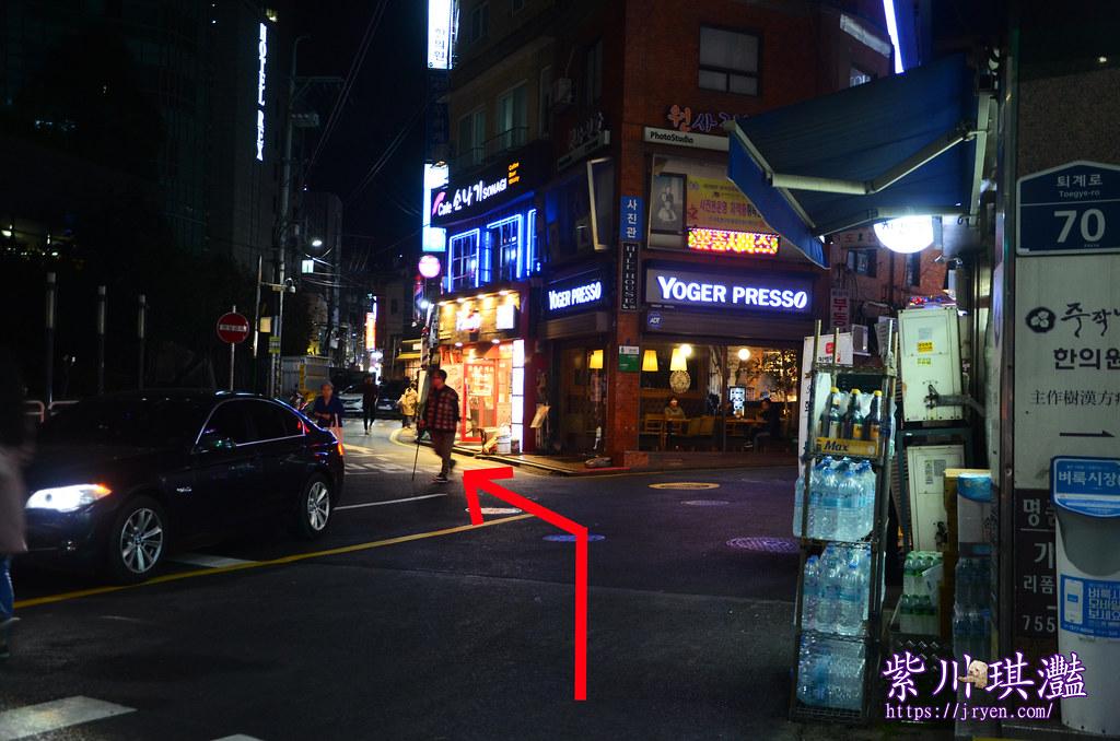首爾南大門民宿-0029