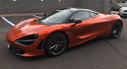 Someone Is Selling A McLaren 720S For 25 Bitcoins On Craigslist