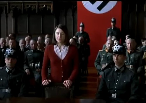 Rebellion in Munich by Gaither Stewart + Sophie Scholl: The Final Days