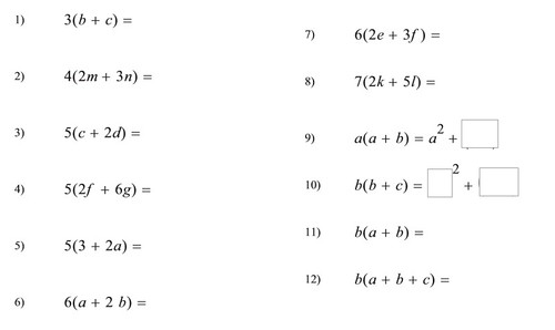 Algebra - Expanding and simplifying expression