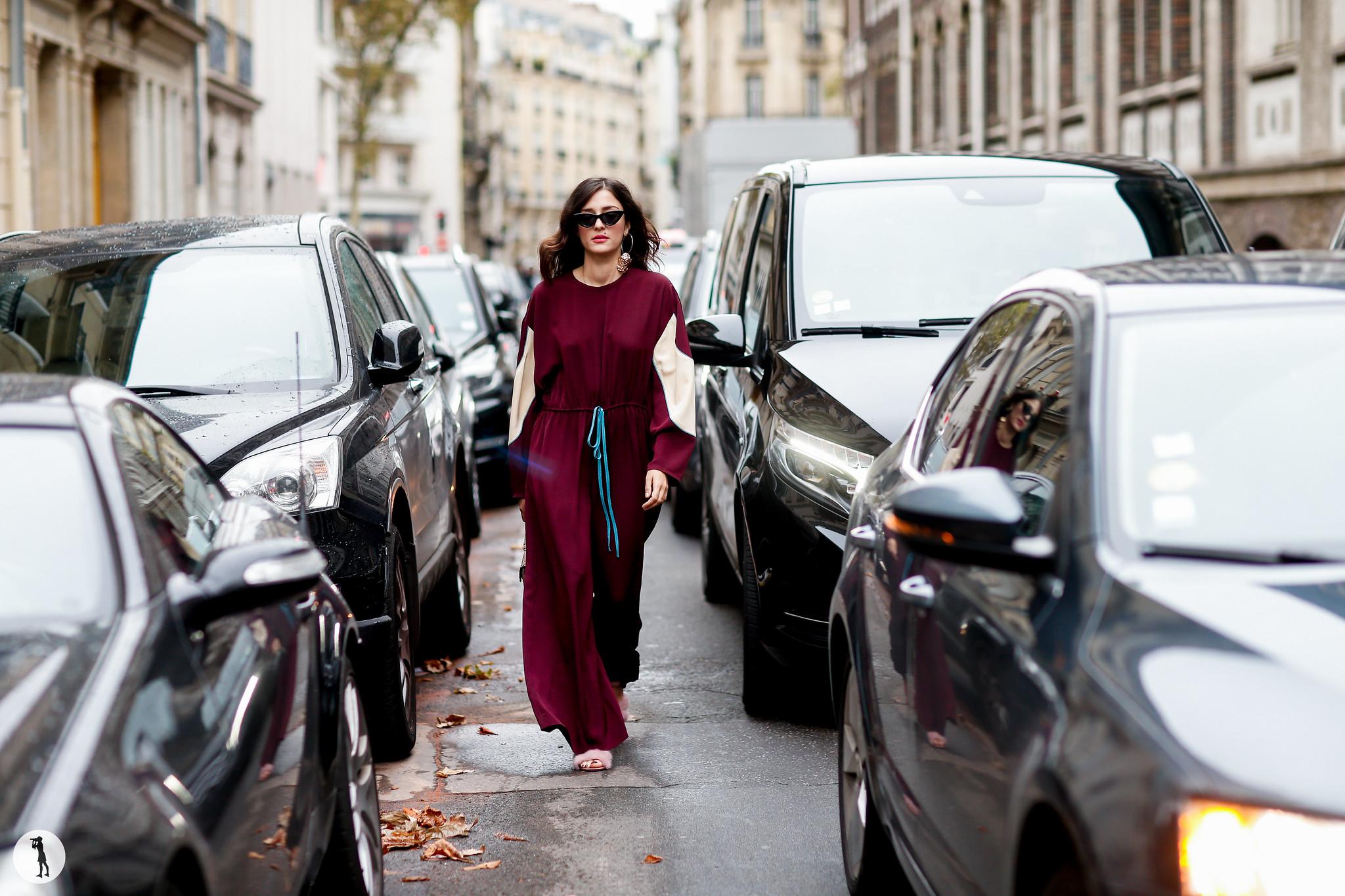 Eleonora Carisi - Paris Fashion Week SS18 (8)