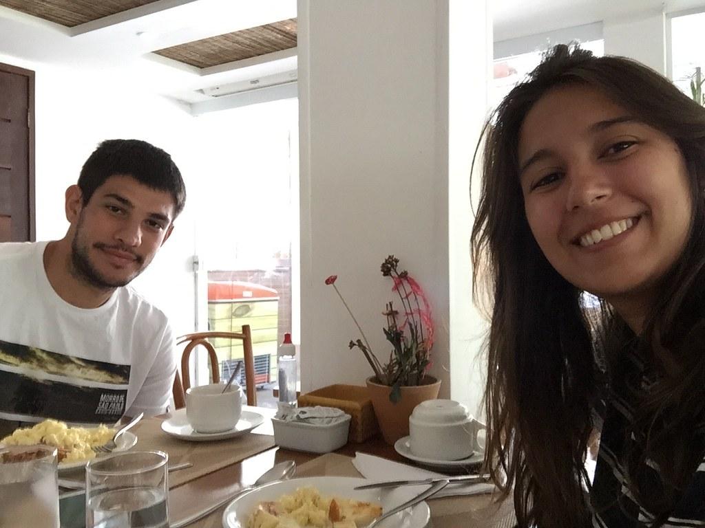 Desayuno Posada Bahia 10