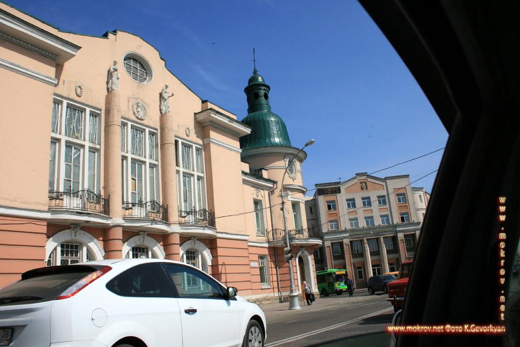 Город Иркутск фотозарисовки,