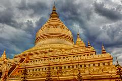 Shwezigon Pagoda - Nyaung-U, Myanmar