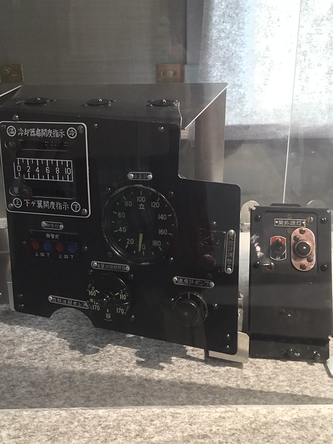 陸軍三式戦闘機飛燕 かかみがはら航空宇宙科学博物館収蔵庫 484