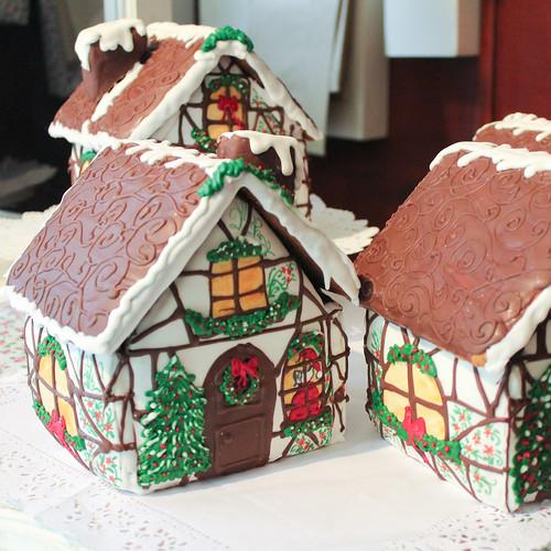Honigkuchenhäuser