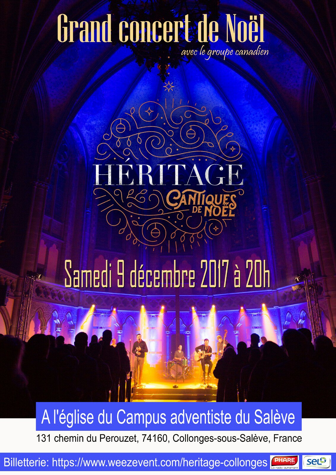 Heritage Noel Collonges sous Saleve