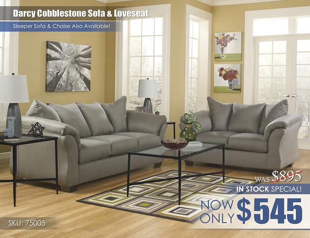 Darcy Cobbleston Living Set Special 75005-38-35-T003