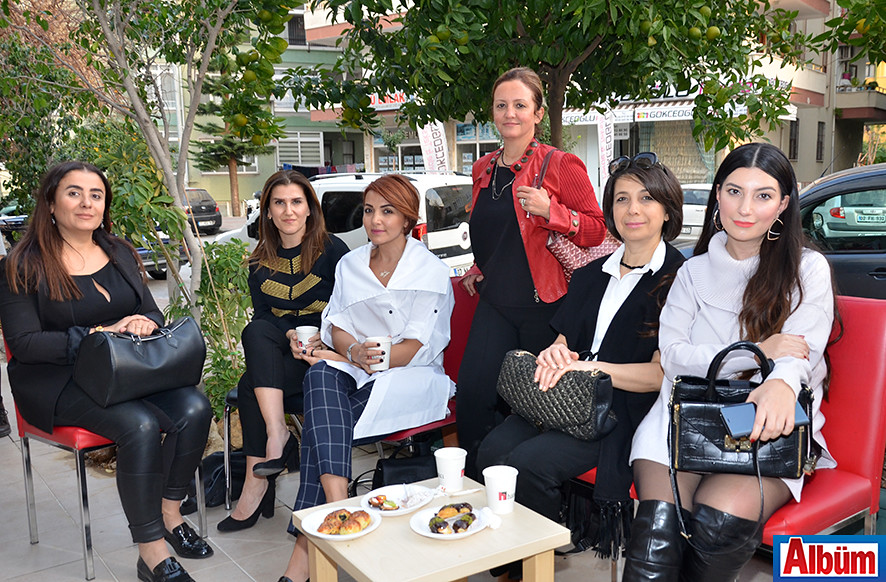 Arzu Özer, Dilek Baş, Akile Müftüoğlu, Azize Babaoğlu, Ayşe Şahin, Gizem Gündoğan