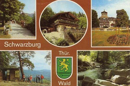 Schwarzburg - Thür.