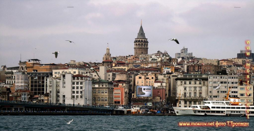 Галата — микрорайон исторического района Бейоглу в европейской части Стамбула.