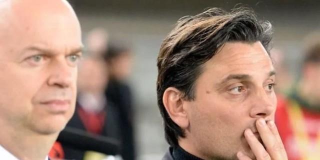Vincenzo Montella Heran Optimis Bisa Masuk Empat Besar