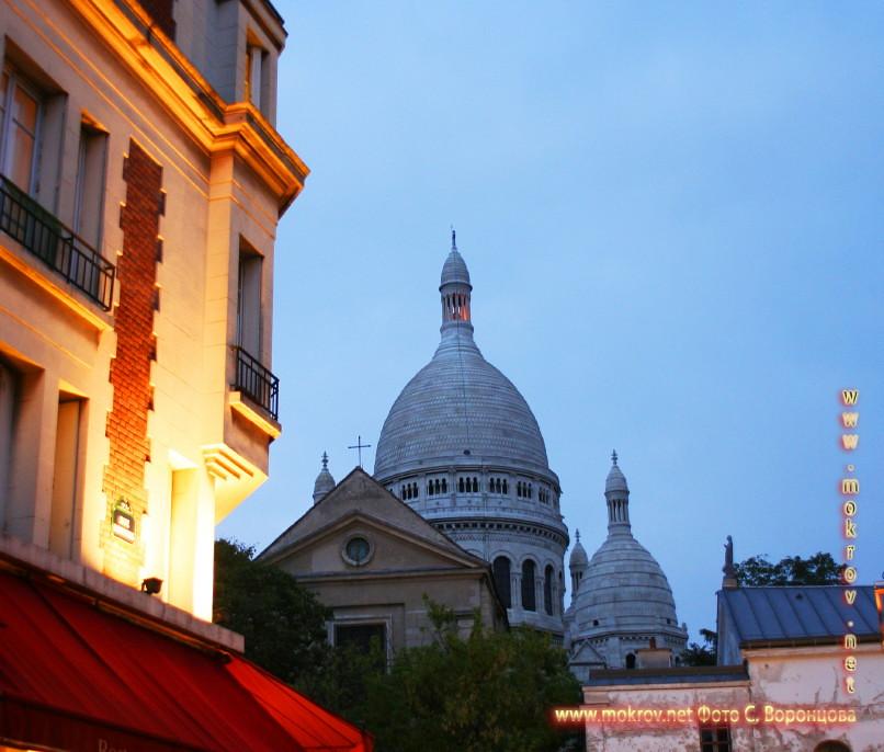 Париж и фотограф