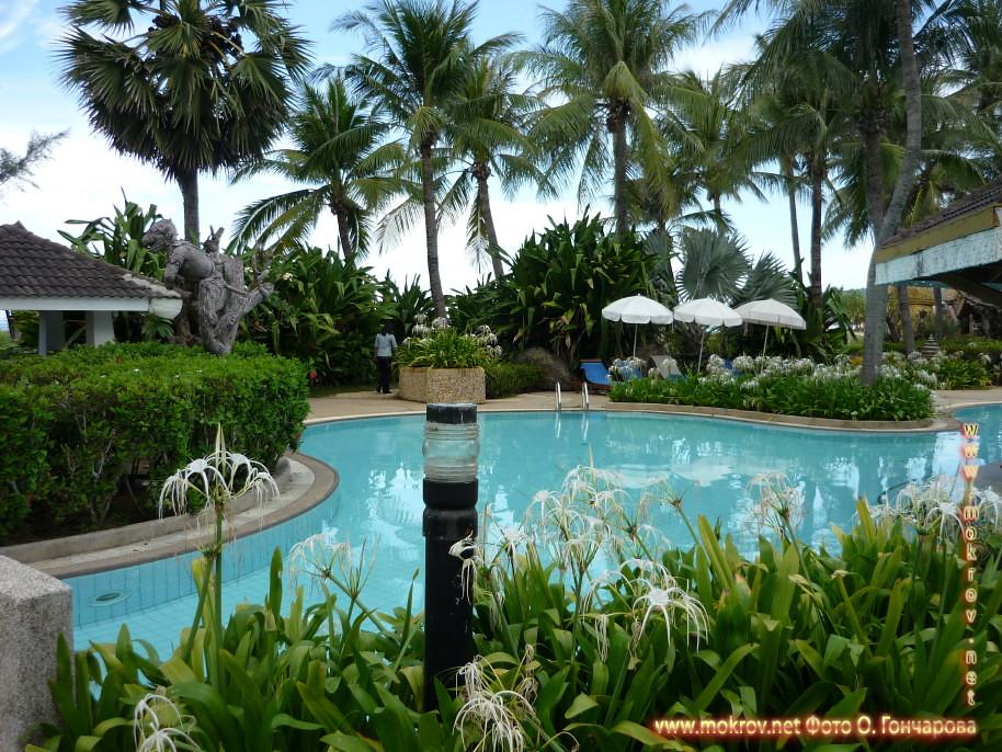 Палм - пляж в Таиланде и фотограф