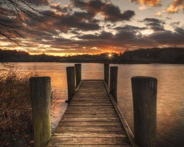 Blydenburgh Sunset