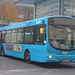 First West of England Wright Eclipse MX55 HHR 66882, Bath Bus Station 17.11.17
