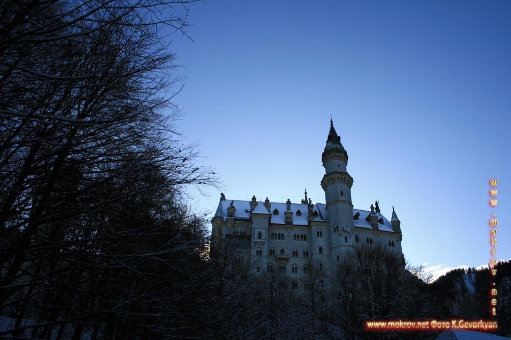 Исторический центр Баварии — земля на юге и юго-востоке Германии фото достопримечательностей