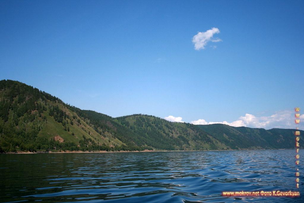 Озеро Байкал в этом альбоме фотоработы
