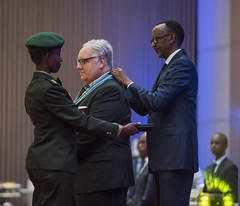 Order of Outstanding Friendship – Igihango Conferment Ceremony | Kigali, 18 November 2017