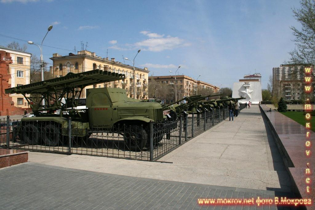 Музей панорама Сталинградской битвы фото