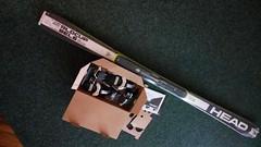 nové slalomky HEAD WOLDCUP s vázáním - titulní fotka
