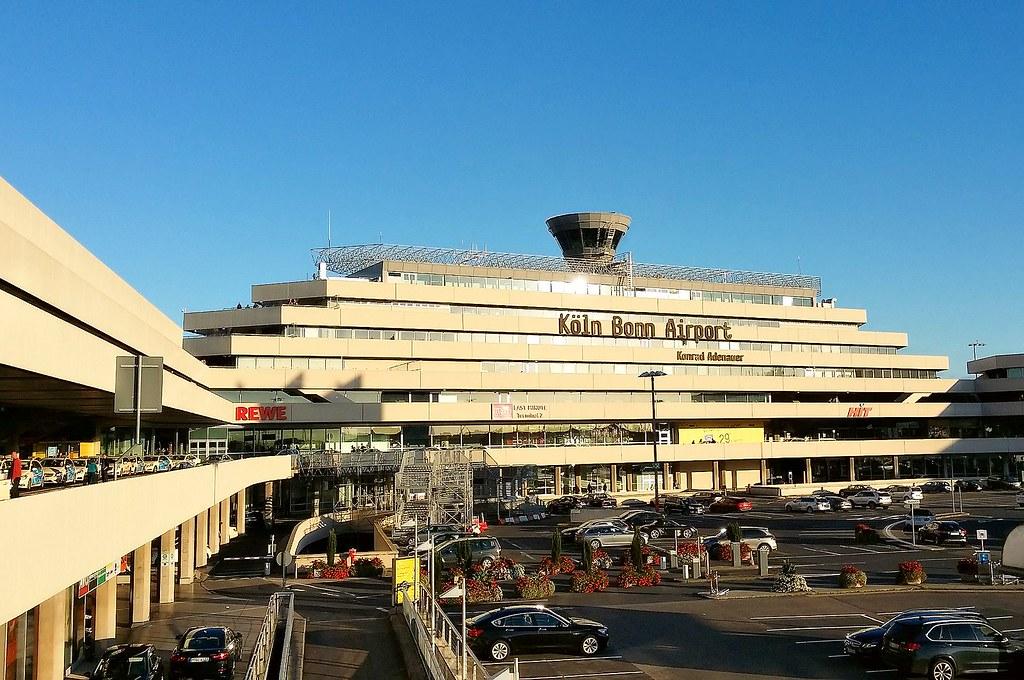 Aéroport Cologne Bonn Rhénanie du Nord Westphalie