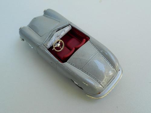 Porsche 356 Roadster (1948) – Cararama5