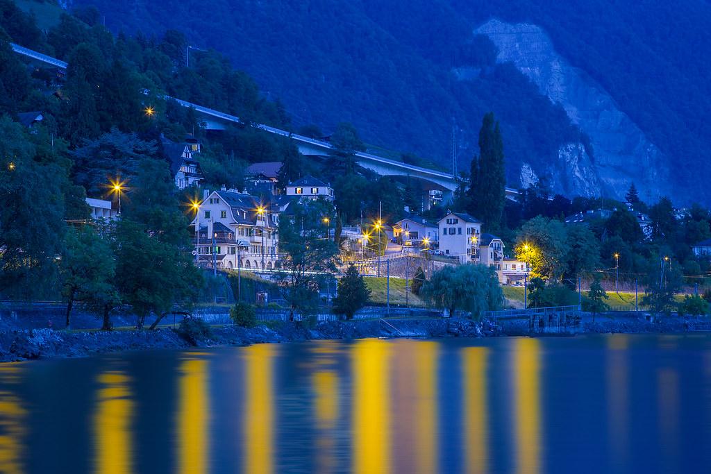 Veytaux, Switzerland