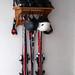 Držák lyží Komplet 2 - fotka 3