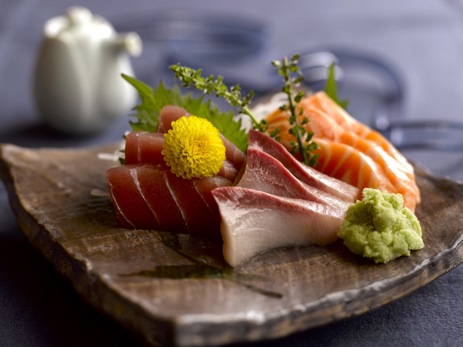 10 SCOTTS Sustainable Sashimi - NYE