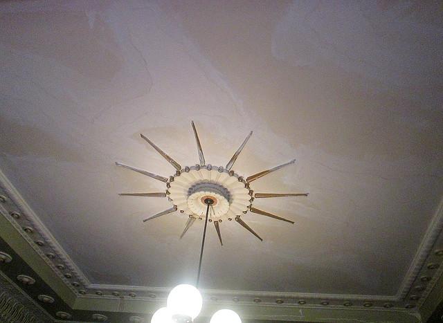 Holmwood Drawing room  ceiling
