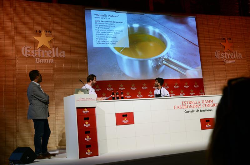 Congresso de Gastronomia Estrella Damm, Lisboa