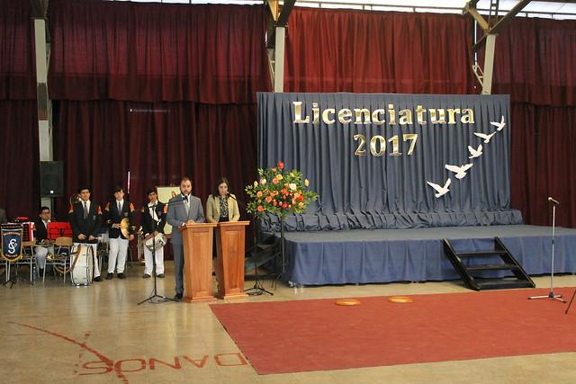 2017 - Licenciatura
