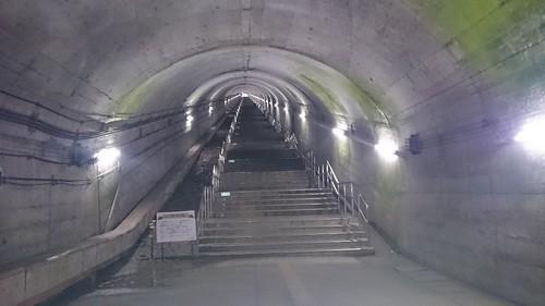 階段がめっちゃ多い