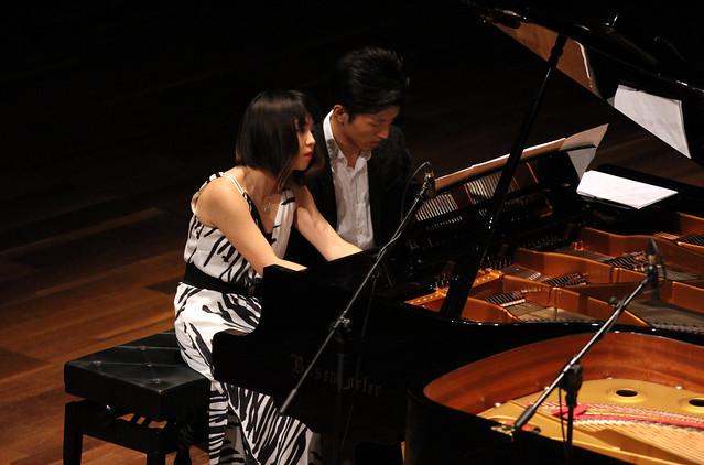 """VIII FESTIVAL INTERNACIONAL DE MÚSICA DE CÁMARA """"FUNDACIÓN MONTELEÓN"""" - PIANO DUO ZILAN & ZHAO - AUDITORIO CIUDAD DE LEÓN - 9.12.17"""