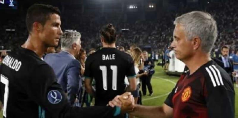 Setelah CR7 Raih Ballon d'Or, Jose Mourinho Langsung Kirim Pesan