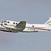 Flywales 20343 G-FLYW Beechcraft B200 egcc manchester england