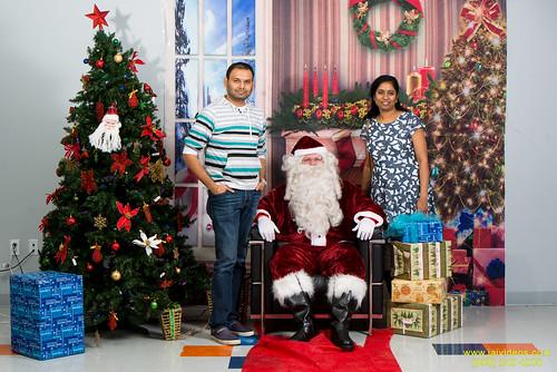 Santa at Teecs-90