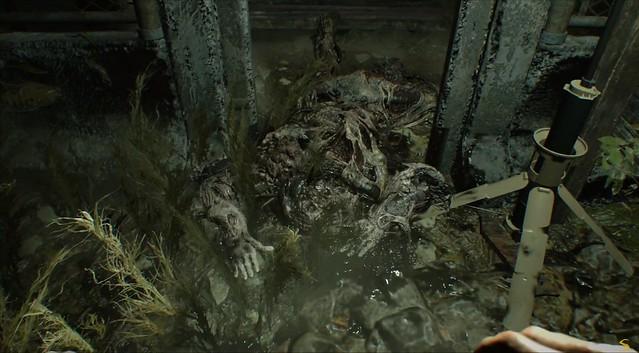 Yashoviy Evil 7 Zoe - Maggot Monsterning oxiri