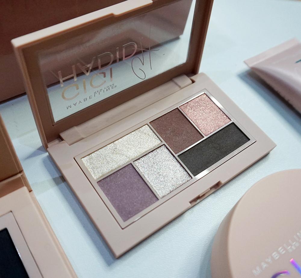 Gigi Hadid X Maybelline Mini Palette Cool Review