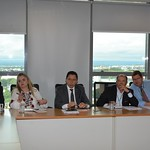 Reunião com Técnicos Parlamentares. Emendas LOA.