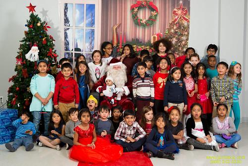 Santa at Teecs-124