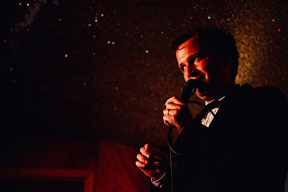 Baio/CC Honeymoon @ Moth Club